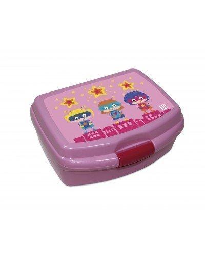 Lunchbox SnackRico Heroínas