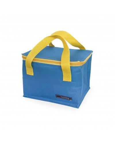 Mini nevera 4L azul
