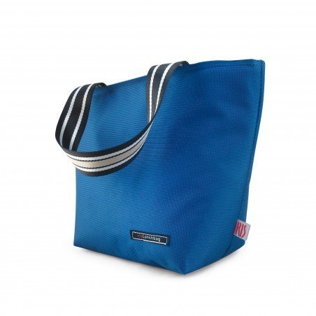 Tote Lunchbag Azul