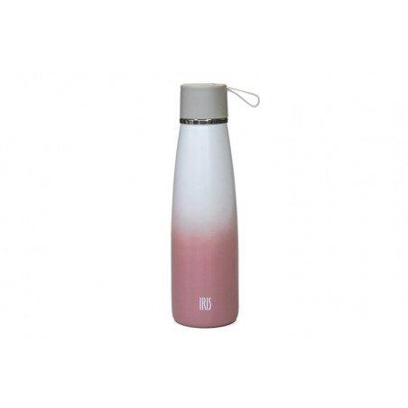 Botella Termo Natural 500ML Rosa