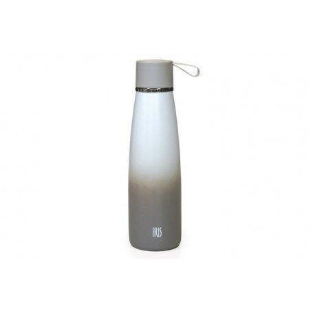 Botella Termo Natural 500ML Gris