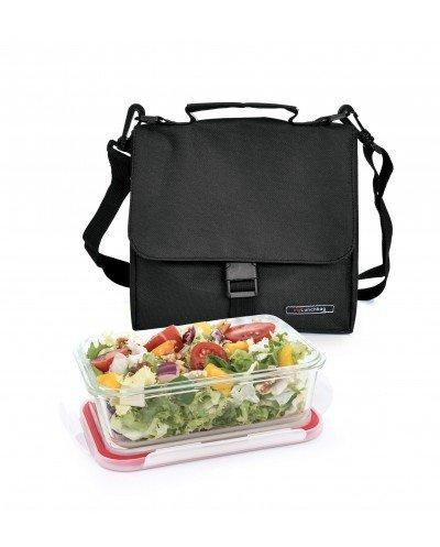 Cute LunchBag Negra