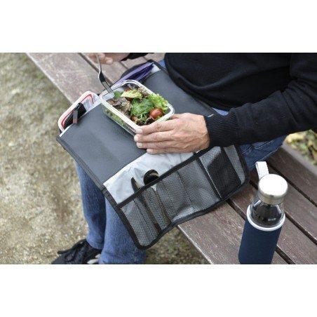 Seat&Eat Mantel Individual con Bolsillos