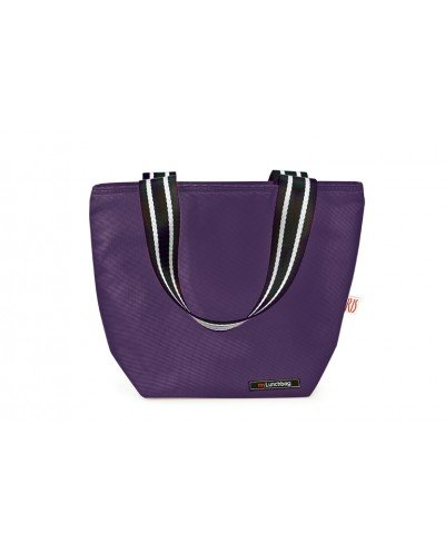 Tote Lunchbag Lila