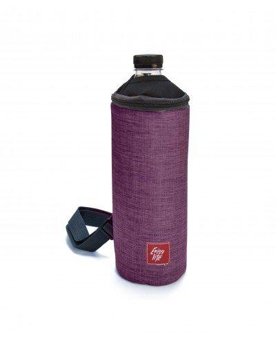 Portabotellas Bottle Bag Lila 1,5L