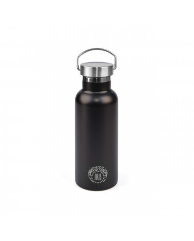 Botella Termo Tierra 500ML Negro