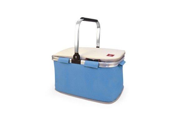 Picnic Basket Blue 20L