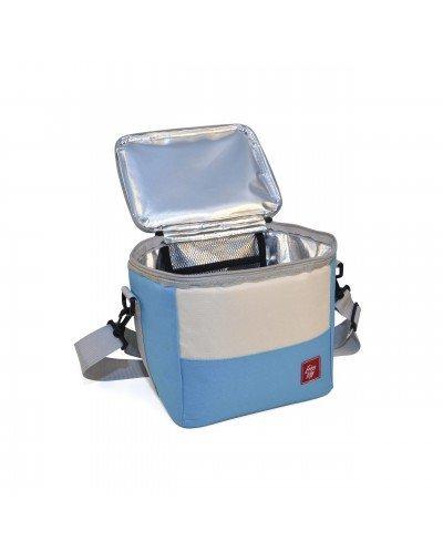 Mini Cooler Bag Blue 8L