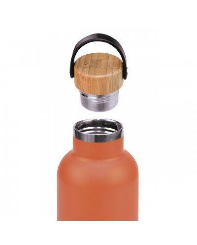 Botella Termo Inox. Fruit Colors 750ML Coral