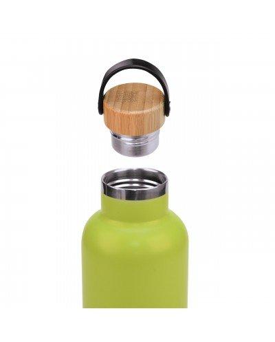 Botella Termo Inox. Fruit Colors 750ML Verde
