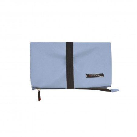 Snack Bag Soft Azul y Gris