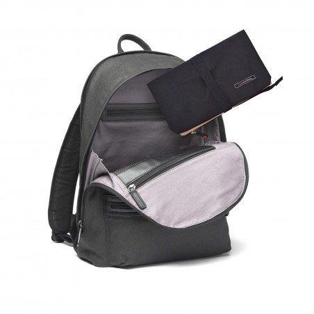 Snack Bag Soft Negro y Arena