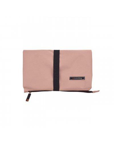 Snack Bag Soft Rosa y Arena