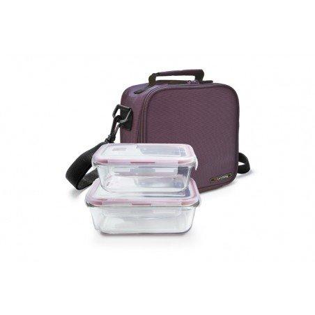 Basic Lunchbag Cont. Vidrio