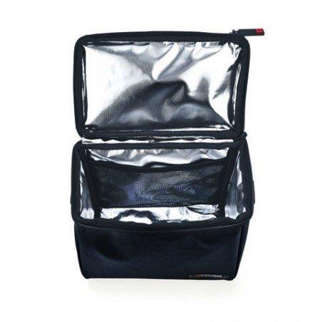 Optimal Lunchbag negra sin botella