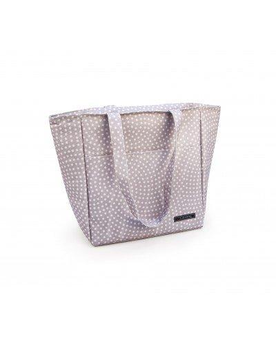 Lunchbag Shopper Dots