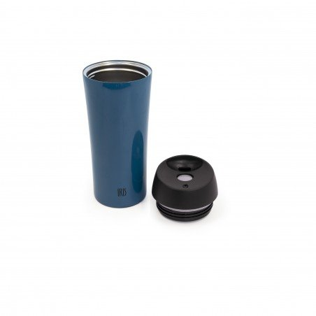 Mug thermo 400 ml. Azul