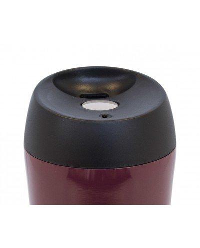 Mug thermo 400 ml. granate