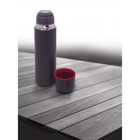 Termo Lunchbox Inox Líquidos 500 ml. Gris