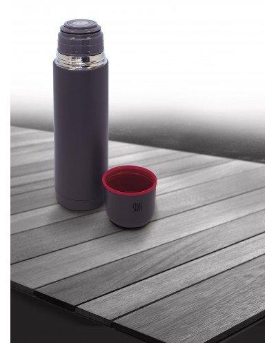 Termo Lunchbox Inox Líquidos 750 ml. Gris